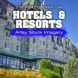Hotels and Resorts RF Photos for all your Websites and Projects