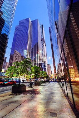 Downtown Office Street 4 - stock photos and royalty-free images