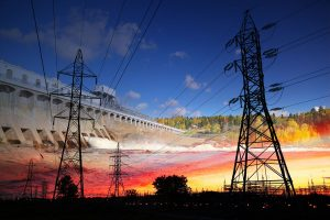 Electric Dam 02 - stock photos and royalty-free images