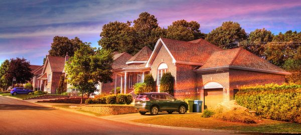 Cozy Neighborhood 01 - stock photos and royalty-free images