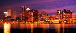 Downtown Boston Skyline - stock photos and royalty-free images