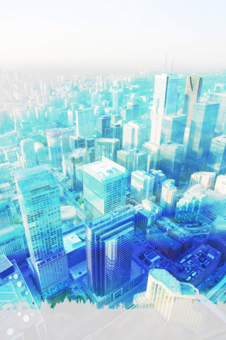 Urban Vertical Cityscape - stock photos and royalty-free images