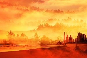 Colorful Apocalyptic Imagery 05 - stock photos and royalty-free images