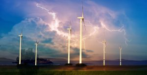 Windmill Energy Production 01 - stock photos and royalty-free images