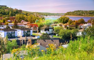 Saguenay City Neighborhood - stock photos and royalty-free images